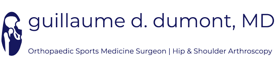 Guillaume Dumont, MD Orthopaedic Surgeon